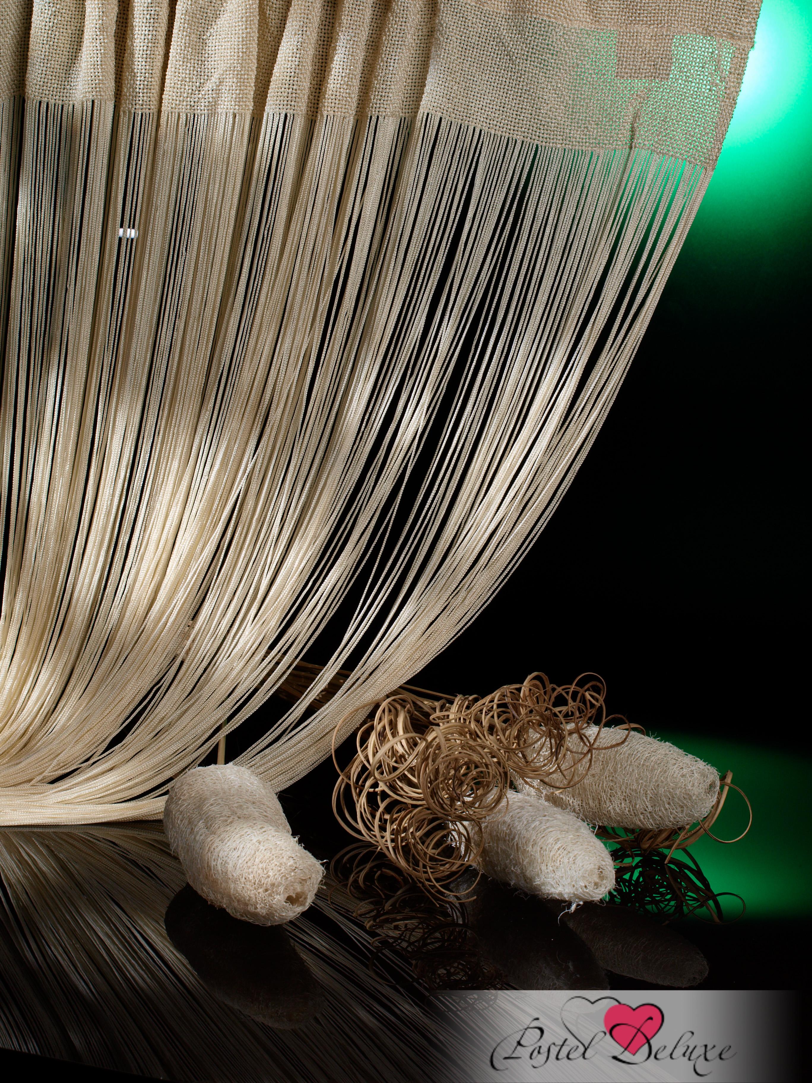 Шторы HomeDeco Нитяные шторы Мудрость Востока Цвет: Ванильный