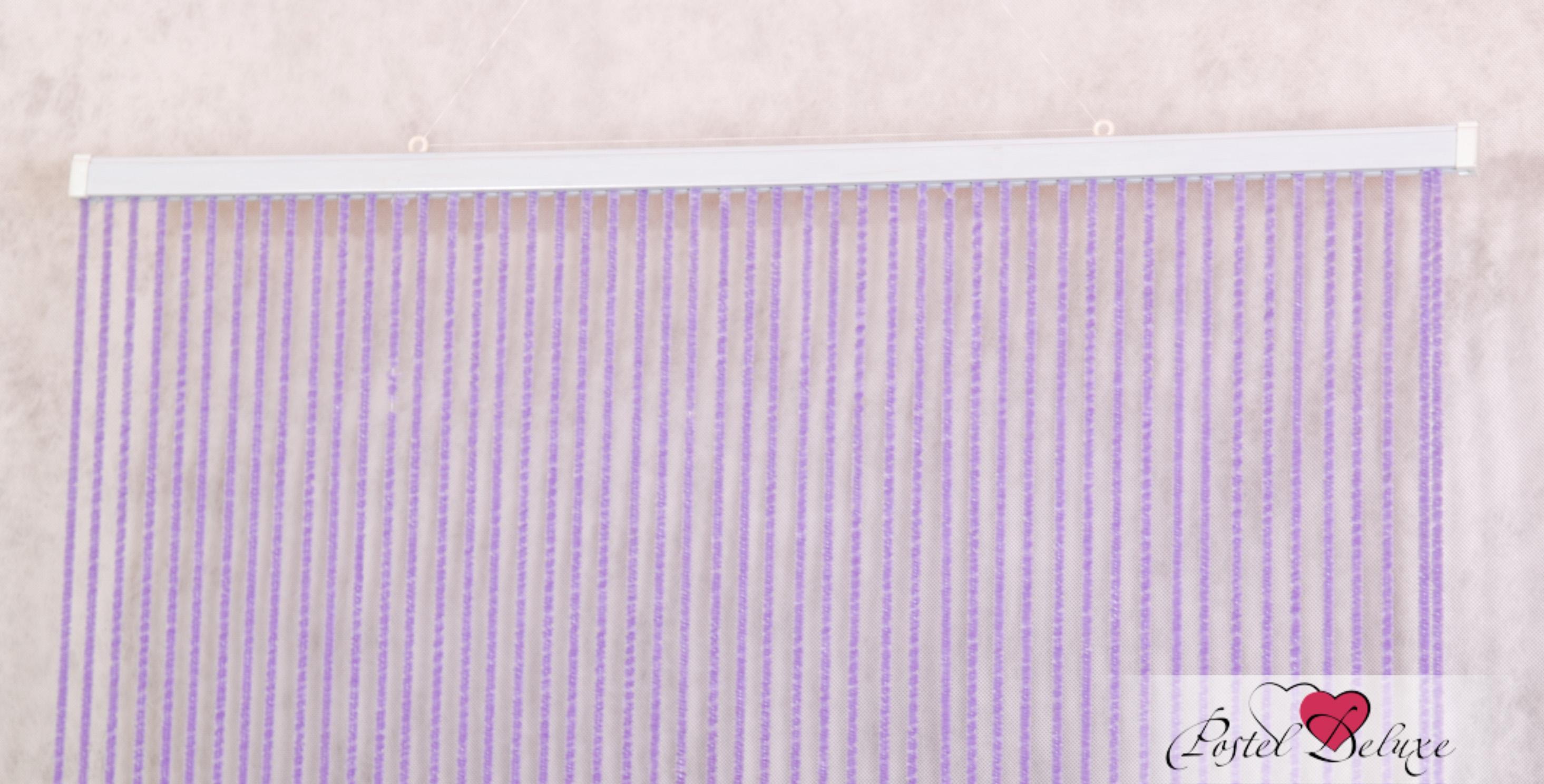 Шторы HomeDeco Нитяные шторы Нежность Цвет: Сиреневый