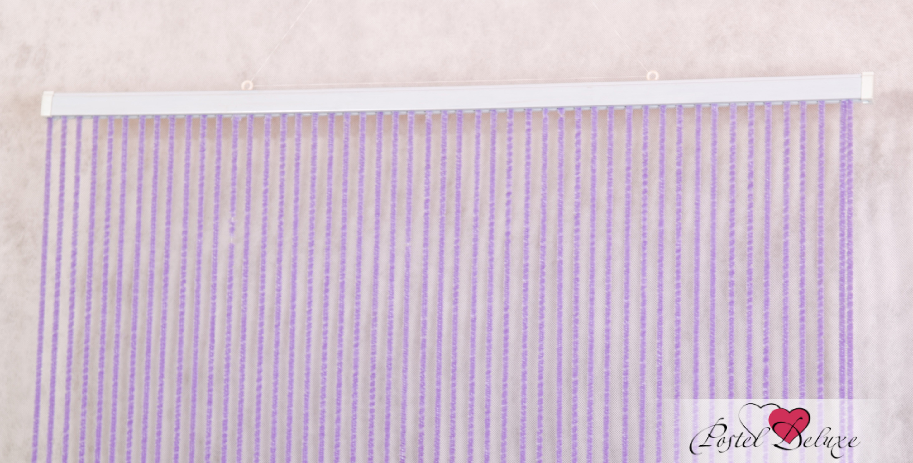 Шторы HomeDeco Нитяные шторы Нежность Цвет: Ванильный