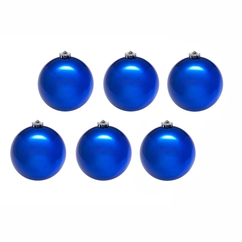 {} Елочные шарики Amos Цвет: Синий (8 см - 6 шт) amos gilat matlab