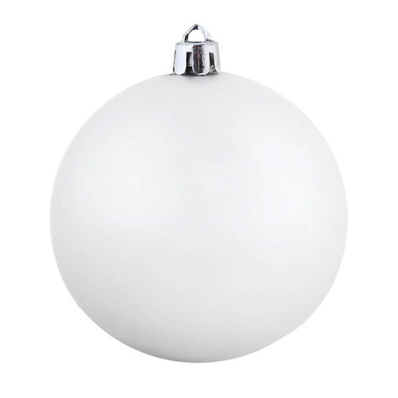 {}  Елочный шар Arista Цвет: Белый (25 см) куртки arista куртки