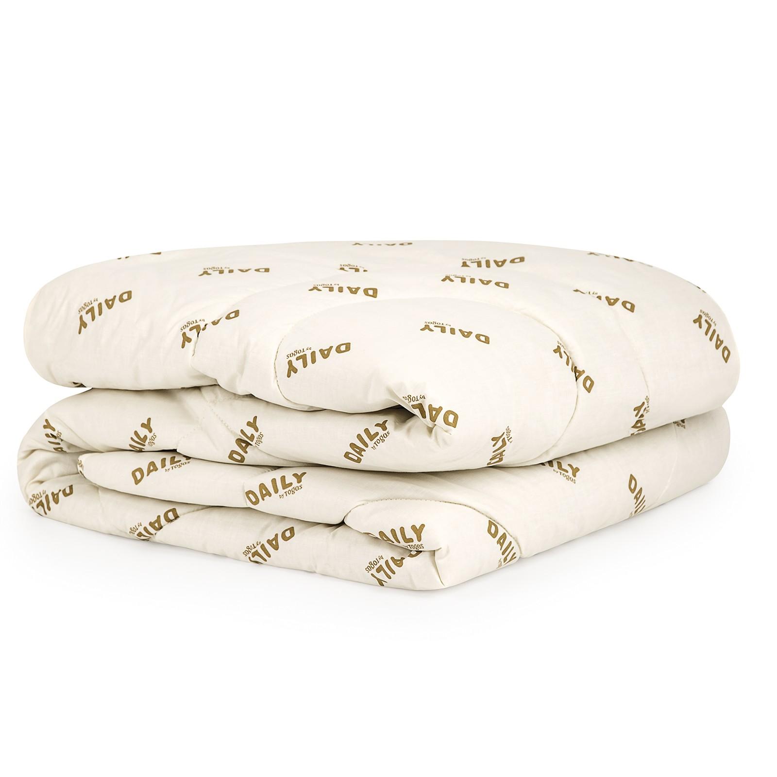 где купить Одеяла DAILY by T Одеяло Шерстяное Легкое (175х200 см) по лучшей цене