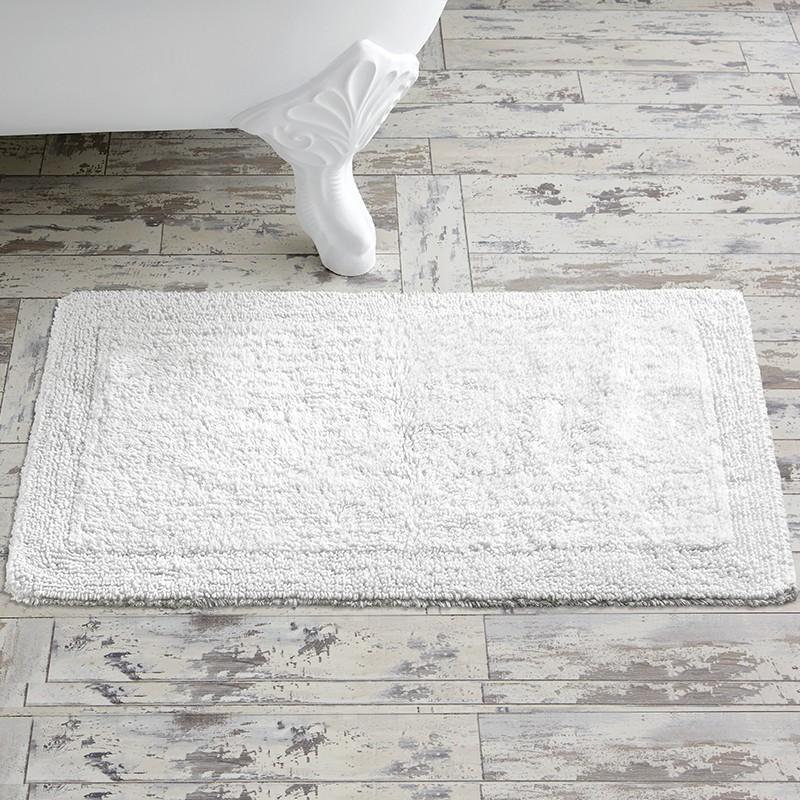 Аксессуары для ванной и туалета Togas Коврик для ванной Linden Цвет: Белый (50х80 см) коврик для ванной арти м 50х80 см розанна