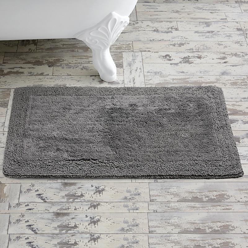 Аксессуары для ванной и туалета Togas Коврик для ванной Linden Цвет: Серый (50х80 см) коврик для ванной арти м 50х80 см розанна