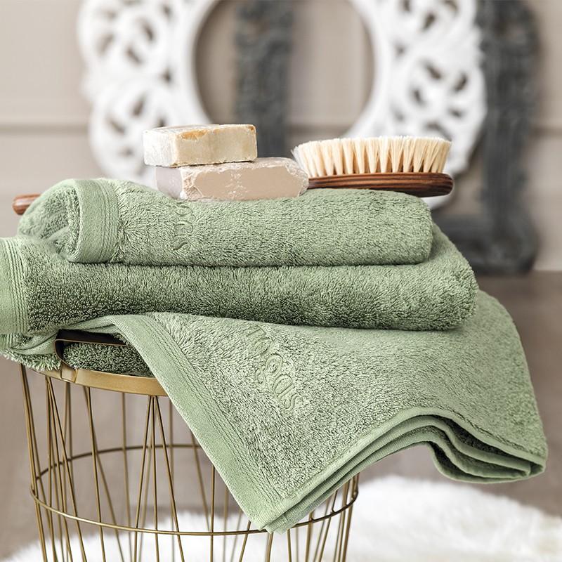 Полотенца Togas Полотенце Пуатье Цвет: Зеленый (70х140 см)