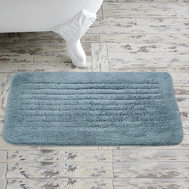 Аксессуары для ванной и туалета Togas Коврик для ванной Lindy Цвет: Аква (50х80 см) коврик для ванной арти м 50х80 см розанна