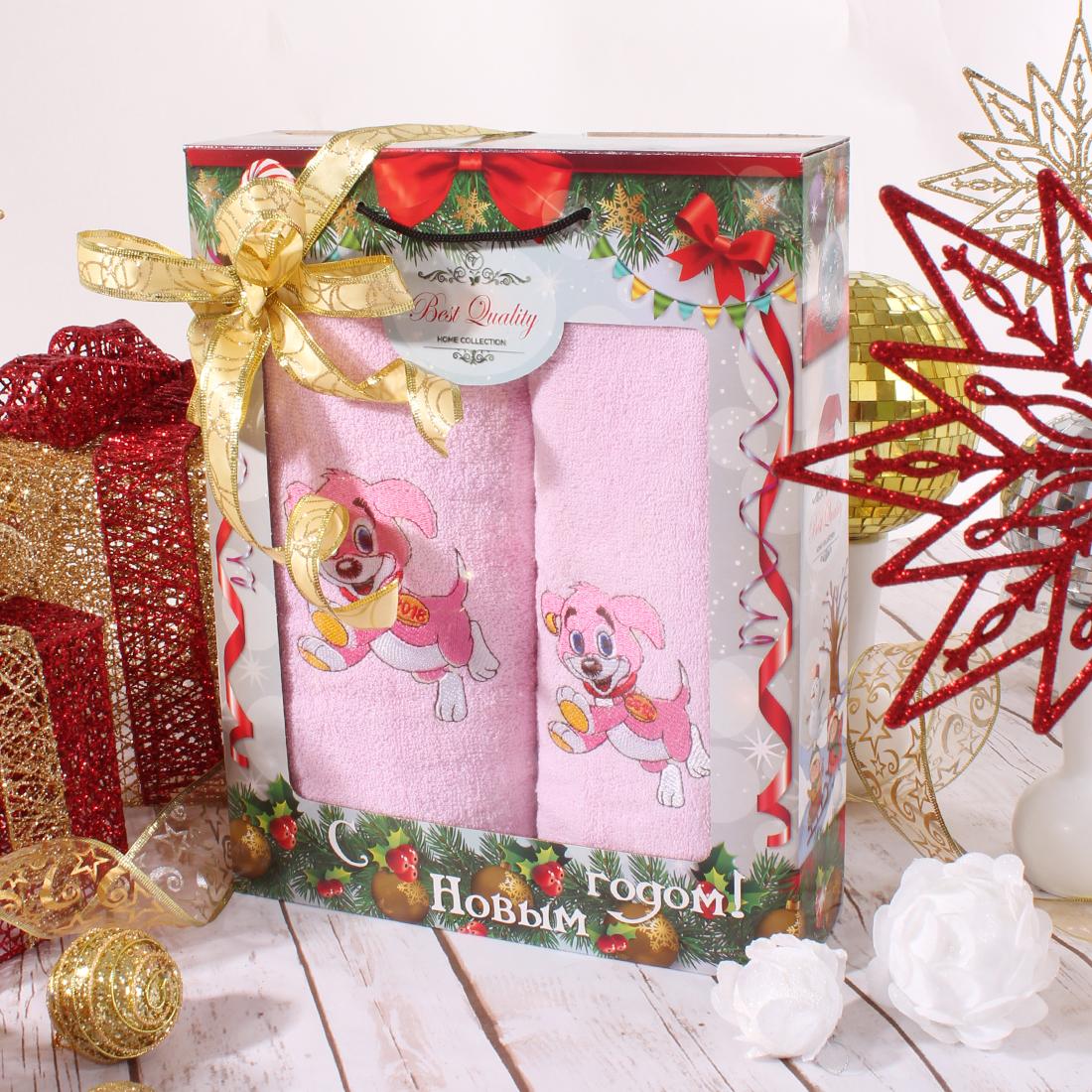 Полотенца Eleganta Полотенце Медаль Цвет: Розовый (50х90 см,70х140 см) полотенца eleganta полотенце медаль цвет салатовый 50х90 см 70х140 см