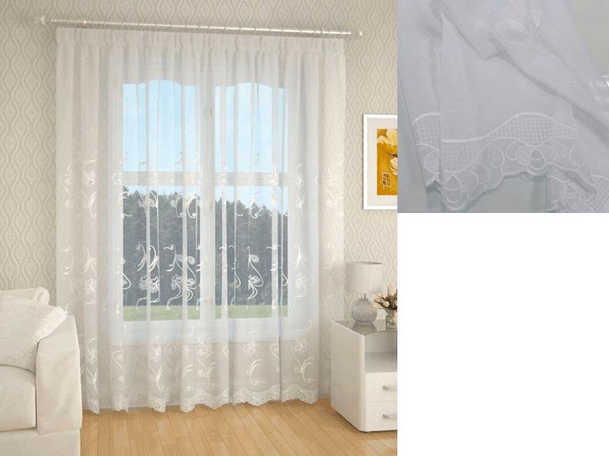Шторы ARCODORO Классические шторы Вьюн Цвет: Бежевый