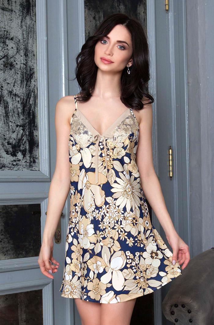 Ночные сорочки Mia-Mia Ночная сорочка Anita (S) ночная сорочка quelle s oliver 587229