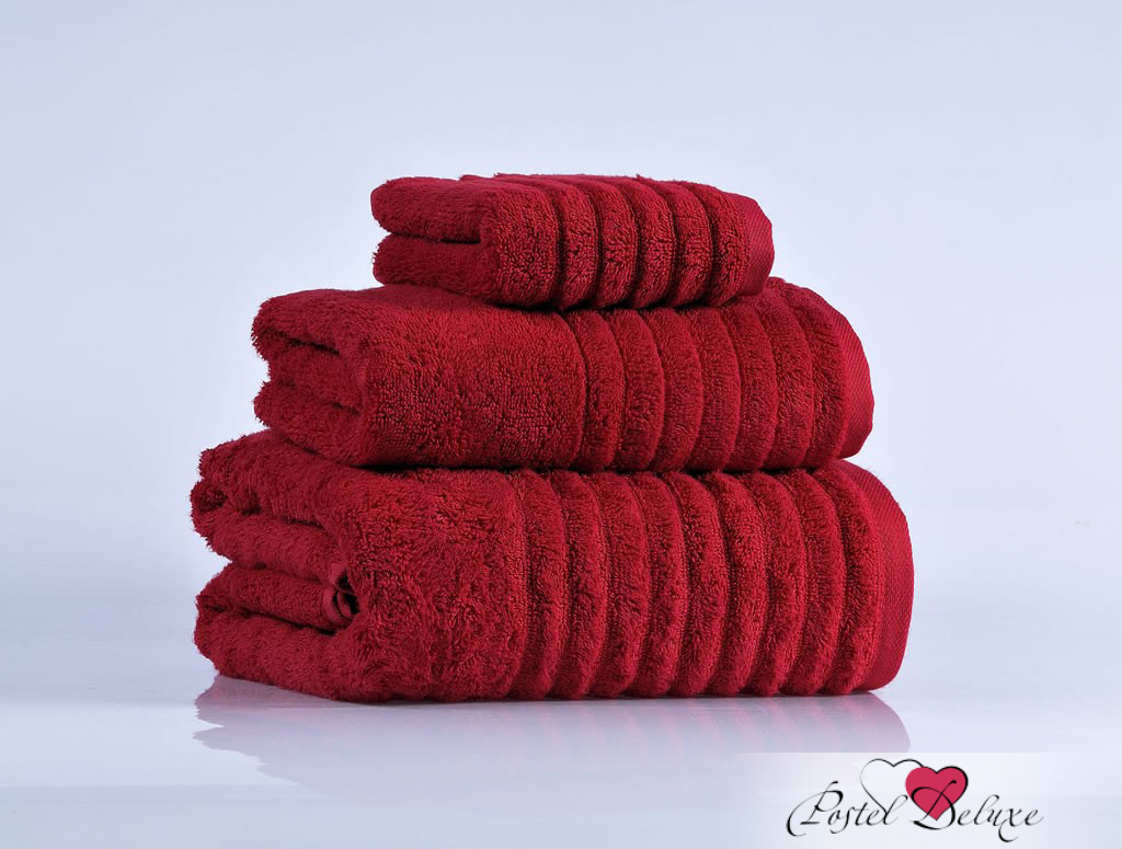 Полотенца IRYA Полотенце Wella Цвет: Красный (70х130 см) полотенца irya полотенце wella цвет темно коричневый 50х90 см