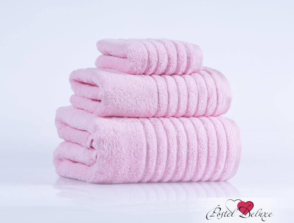 Полотенца IRYA Полотенце Wella Цвет: Розовый (50х90 см) полотенца soavita полотенце селсо цвет розовый 50х90 см