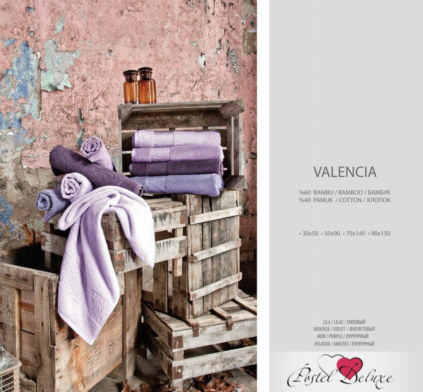 Полотенца Issimo Полотенце Valencia Цвет: Аметист (50х90 см) оправа valencia оправа valencia 32018 с10