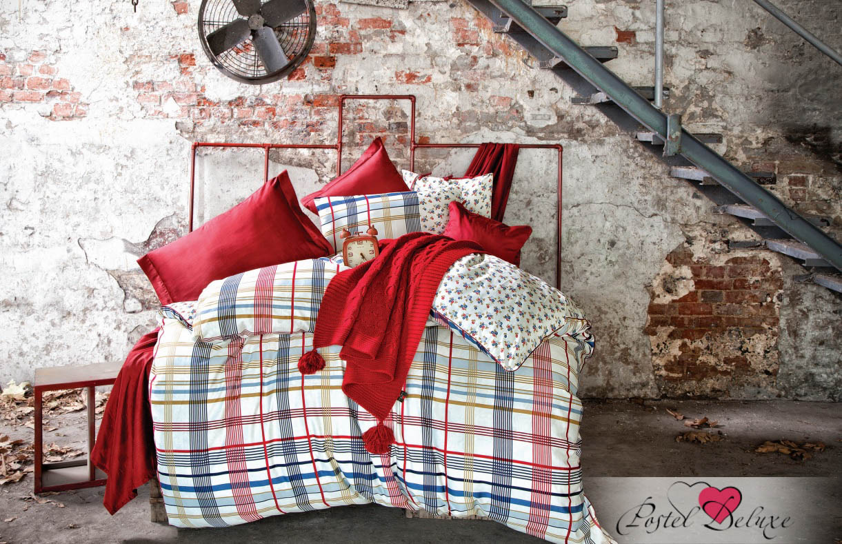 Постельное белье Issimo Постельное белье Taylor (2 сп. евро) постельное белье issimo salome евро стандарт