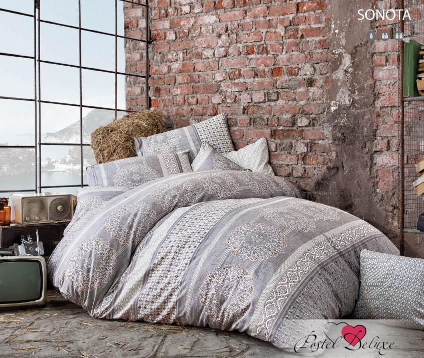 Постельное белье Issimo Постельное белье Sonota (2 сп. евро) постельное белье issimo salome евро стандарт