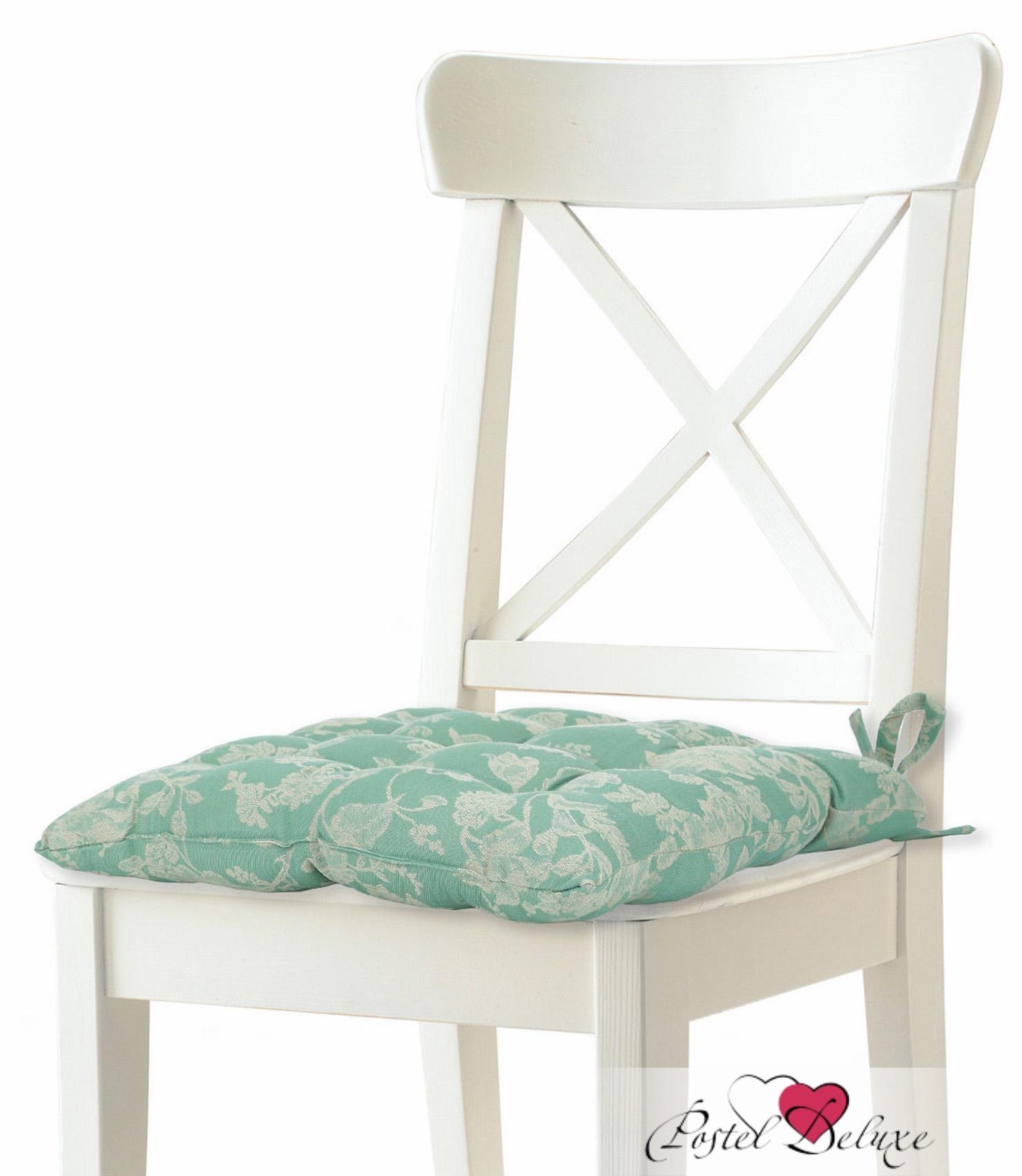 Подушки на стул Julia Vysotskaya Подушка на стул Дизайн От Юлии Высоцкой Цвет: Зеленый (40х40)