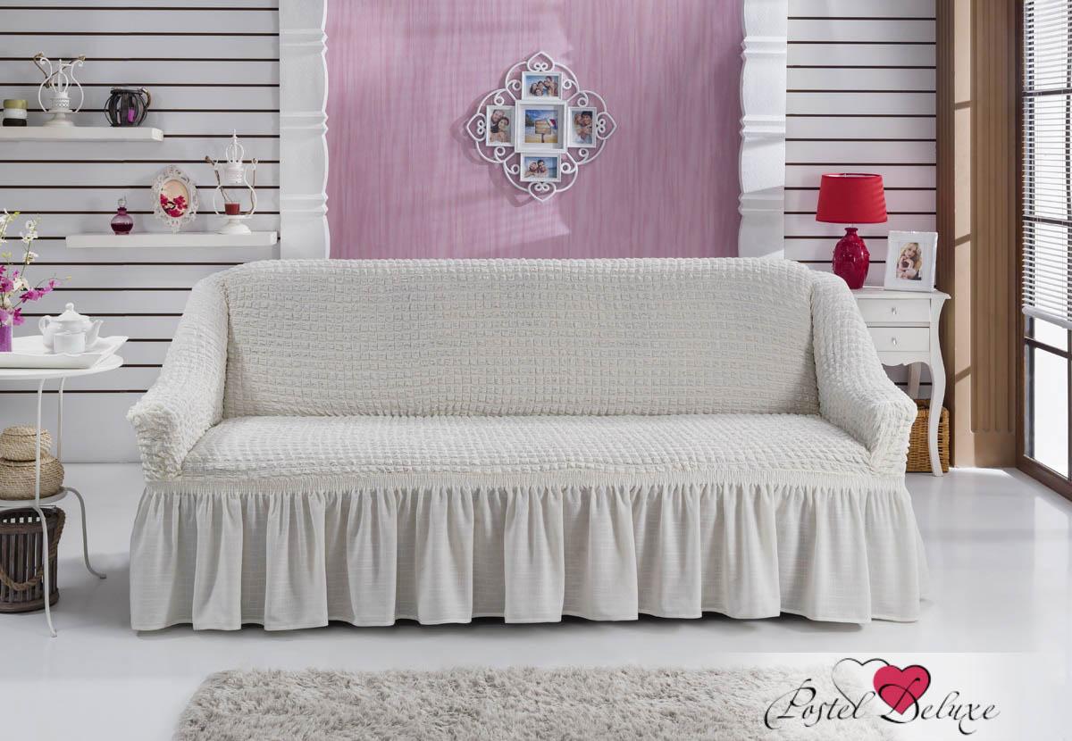{} BULSAN Чехол для дивана Bulsan Цвет: Кремовый bulsan набор чехлов для дивана bulsan цвет горчичный