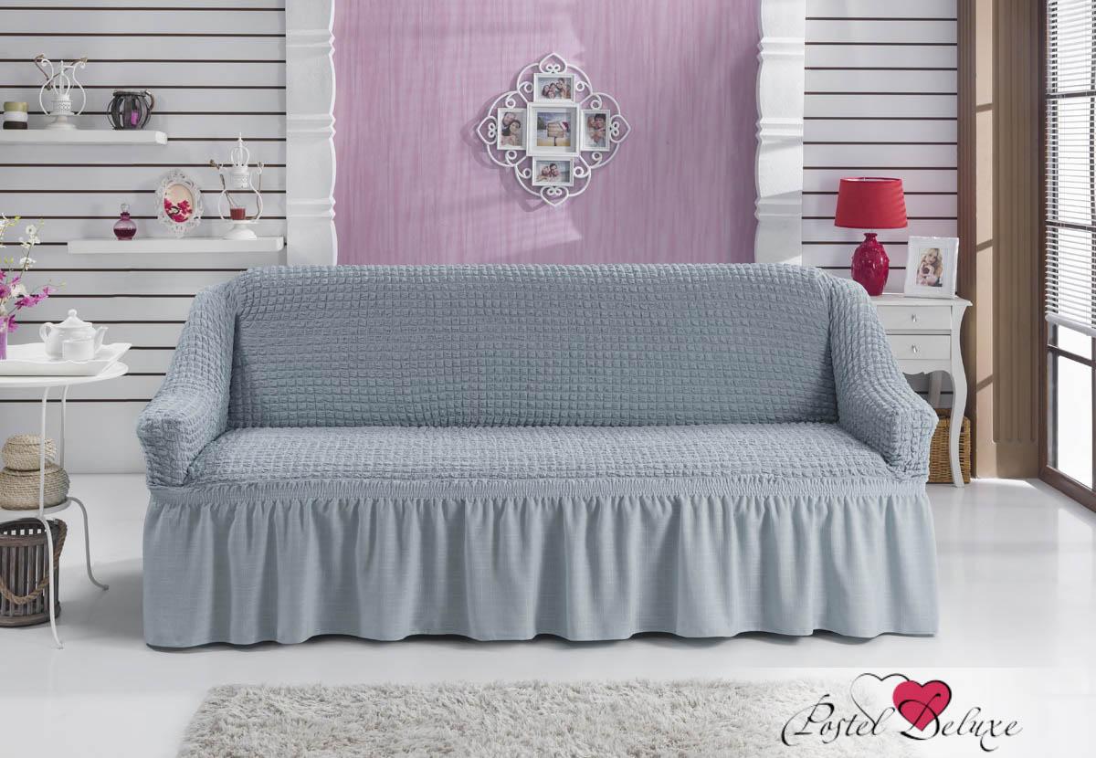 {} BULSAN Чехол для дивана Bulsan Цвет: Серый bulsan набор чехлов для дивана bulsan цвет горчичный