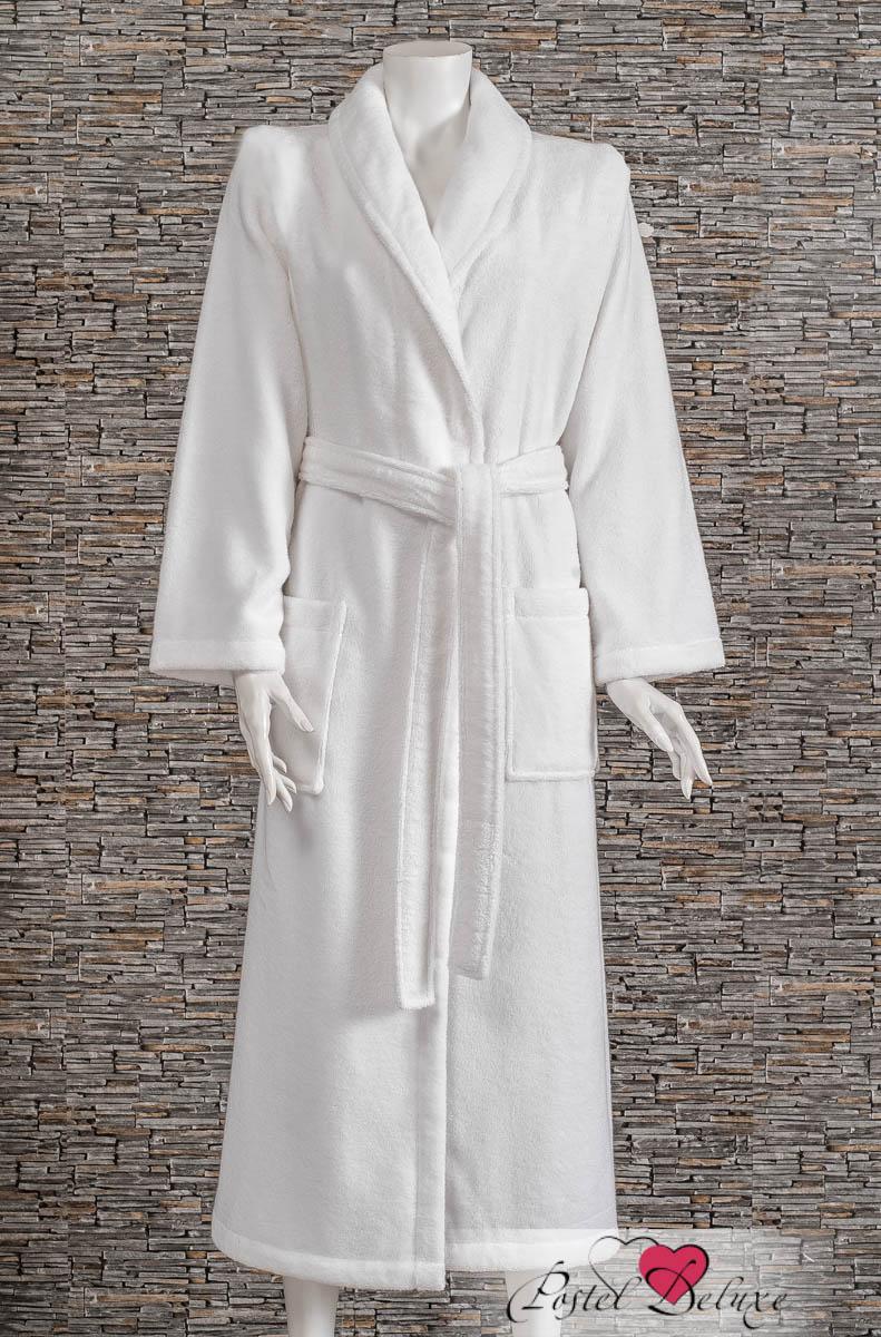 Сауны, бани и оборудование Karna Халат Mora Цвет: Белый (L) сауны бани и оборудование karna халат adra цвет светло лавандовый s m