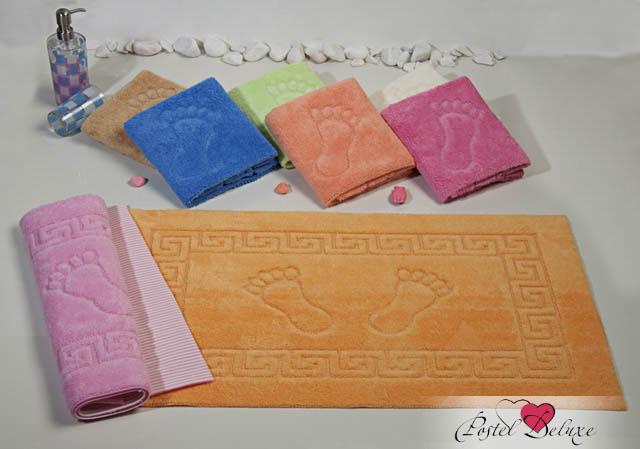 Аксессуары для ванной и туалета Karna Коврик для ванной Likya Цвет: Красный (50х70 см) аксессуары для ванной и туалета