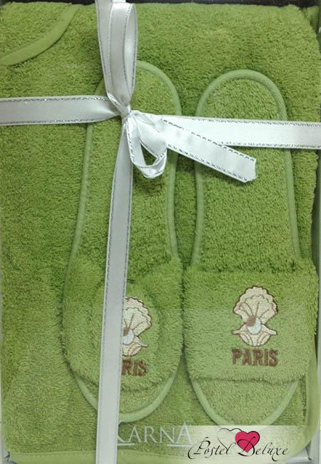 Сауны, бани и оборудование Karna Набор для сауны Paris Цвет: Зеленый сауны бани и оборудование valentini набор для сауны flower цвет розовый