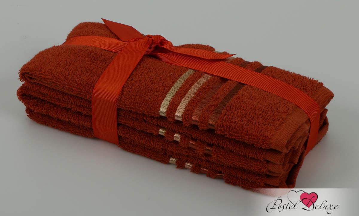 {} Karna Кухонное полотенце Bale Цвет: Кирпичный (30х50 см - 3 шт) sermina кухонное полотенце jeptha 30х50 см 3 шт