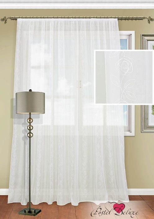 Шторы Kauffort Классические шторы Austino Цвет: Белый шторы kauffort классические шторы barolo