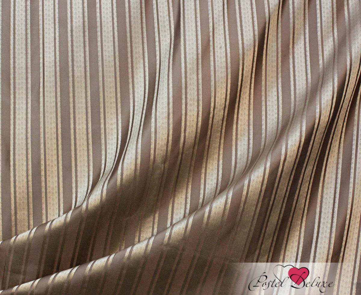 Шторы Kauffort Классические шторы Briksent-SH Цвет: Коричневый шторы интерьерные kauffort штора на тесьме autunno sh 200x270см