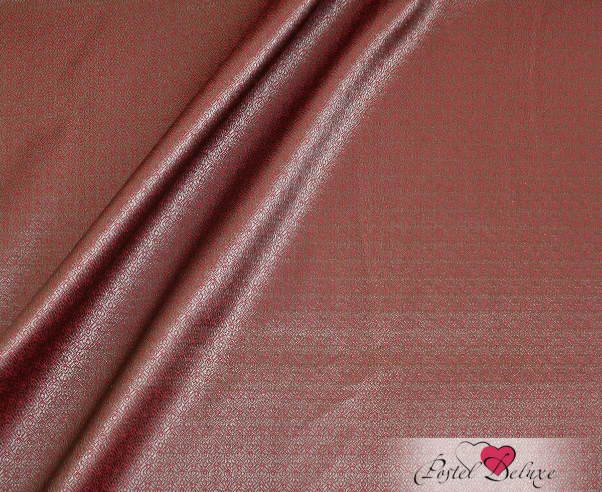 Шторы Kauffort Классические шторы Simona-SH Цвет: Бордовый шторы интерьерные kauffort штора на тесьме autunno sh 200x270см