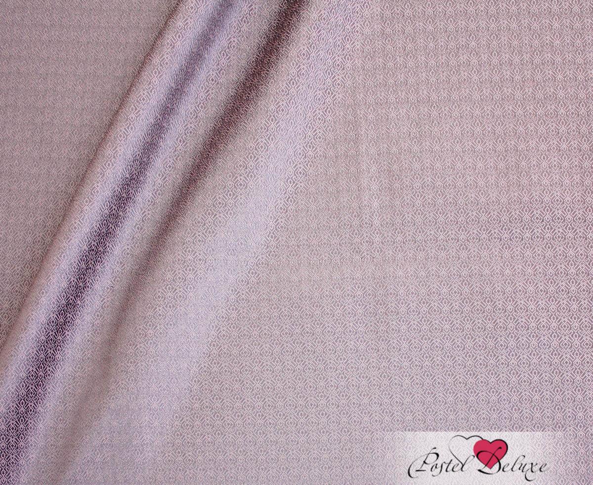 Шторы Kauffort Классические шторы Simona-SH Цвет: Сиреневый шторы tac классические шторы winx цвет персиковый 200x265 см