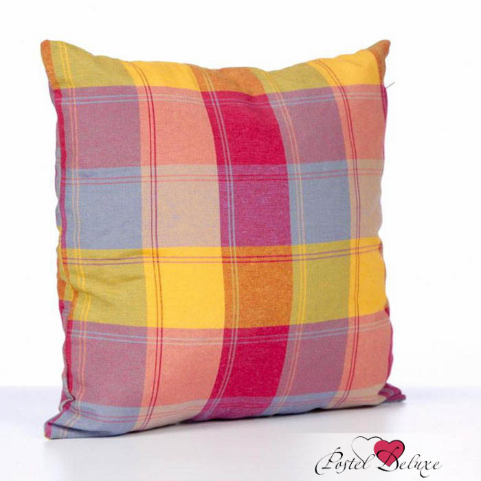 Декоративные подушки Kauffort Декоративная подушка Guatemala Цвет: Красно-Синий (39х39) guatemala belize 1 500 000