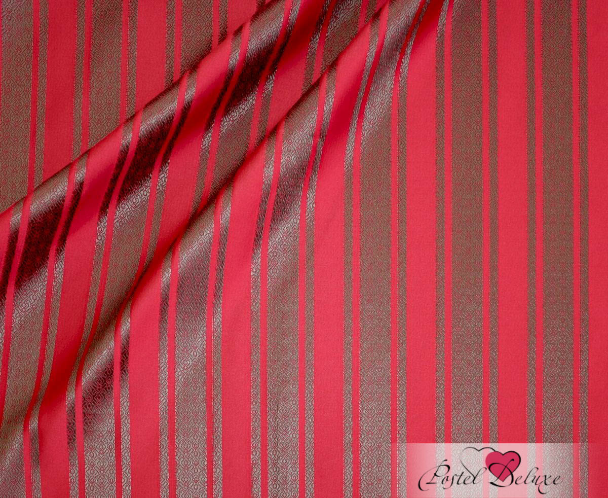 Шторы Kauffort Классические шторы Briksent-S Цвет: Красный шторы kauffort классические шторы kimberly s цвет красный