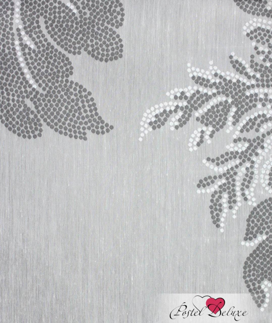 Шторы Kauffort Классические шторы Plumage Цвет:Серый шторы kauffort классические шторы barolo