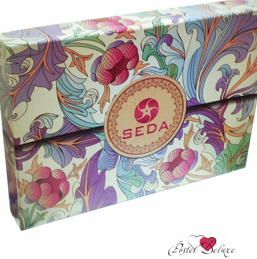 где купить Постельное белье SEDA Постельное белье Tulip  (2 сп. евро) по лучшей цене