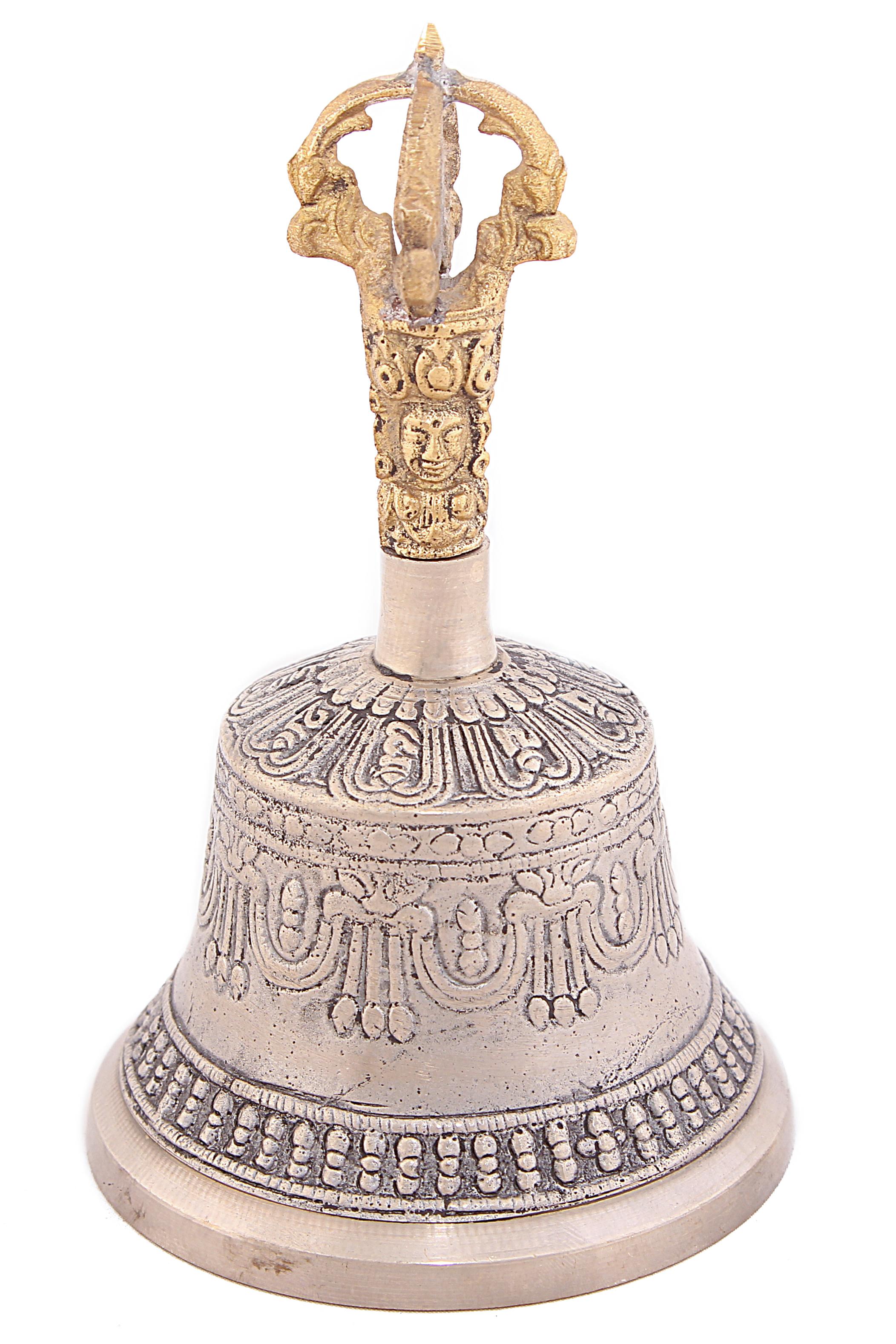 {} Ганг Колокольчик Toledo (9х15 см) ганг подсвечник штырь 12х12 см