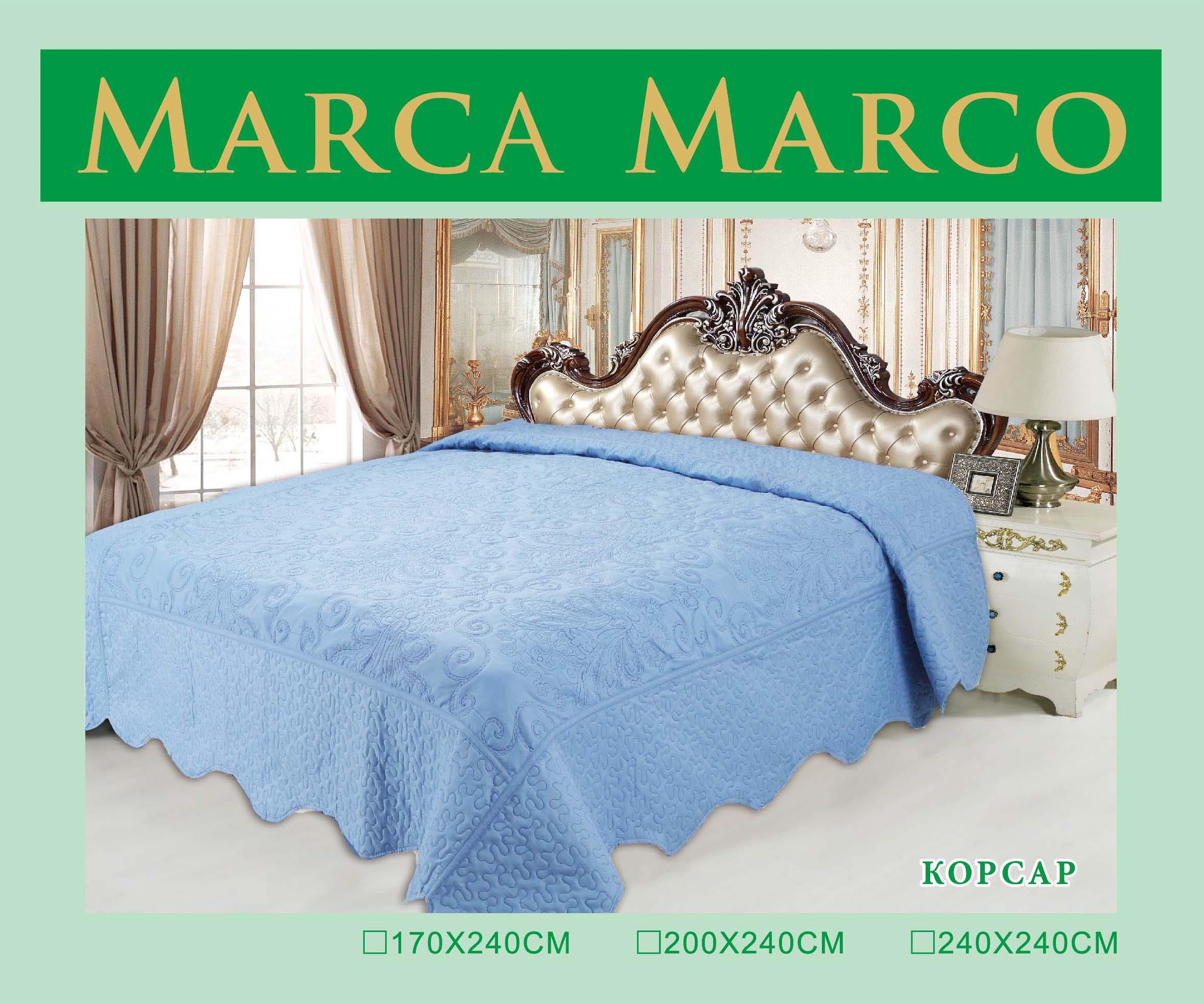 Покрывало MАRCA MARCO Покрывало Корсар (170х240 см) dorothy s нome покрывало принт мурманск 2 сп 170х240 микрофибра стежка