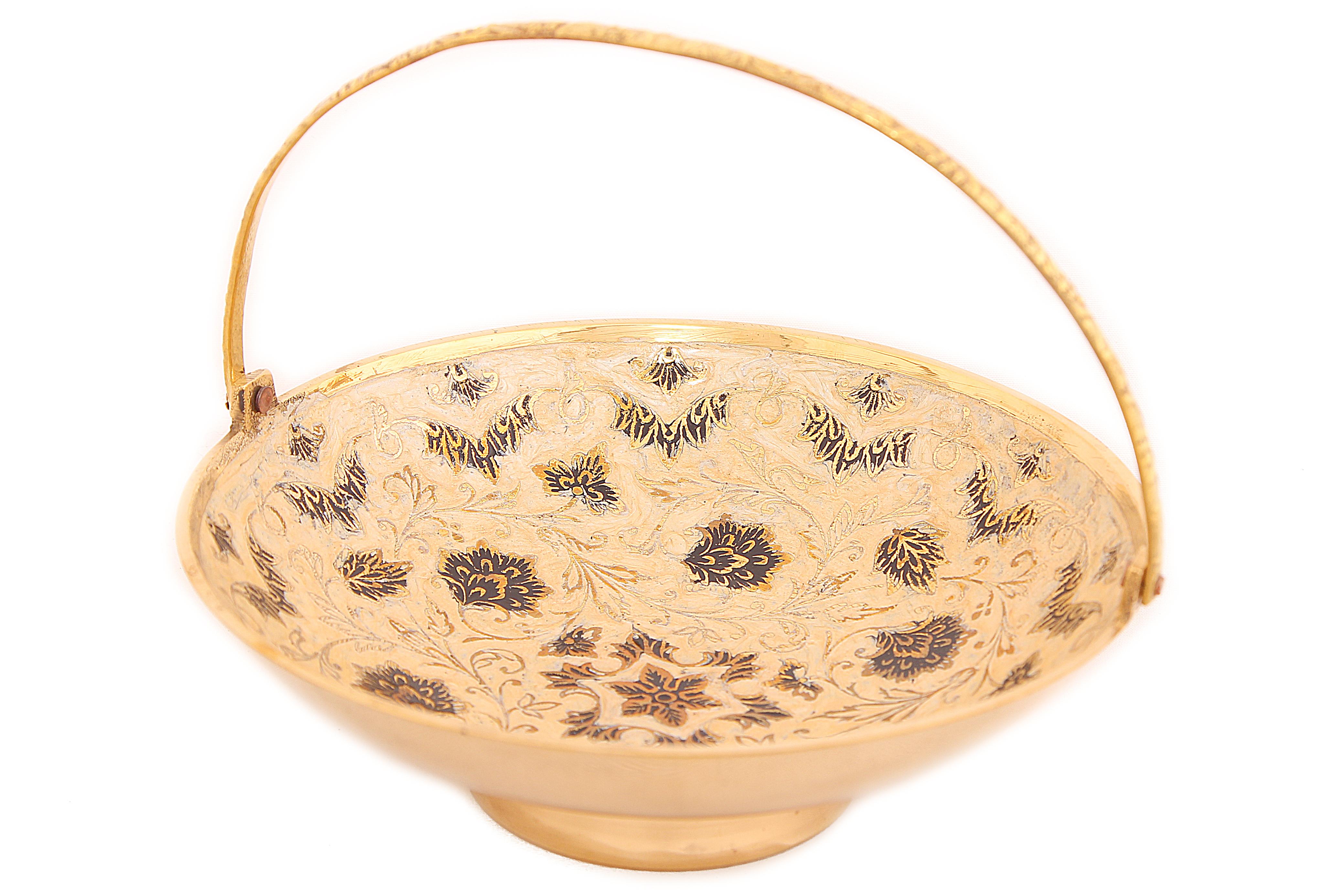 {} Ганг Ваза для фруктов Bunbury (5х15х15 см) ганг ваза фруктовница ракушка