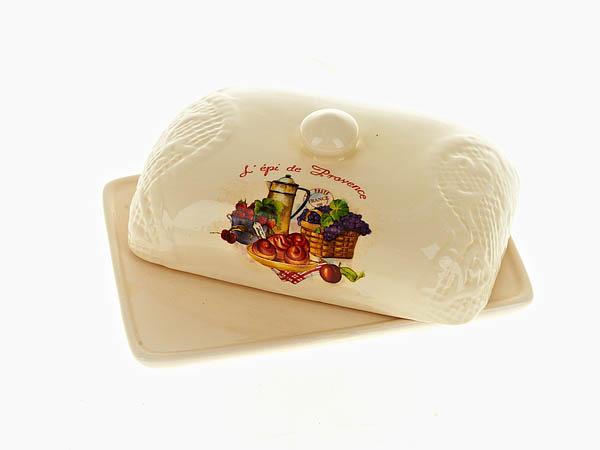 {} Polystar Масленка French Breakfast (6х11х16 см) polystar кружка романс 310 мл