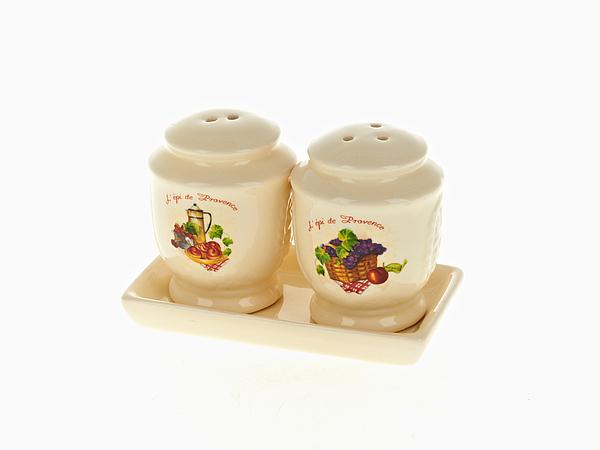 {} Polystar Набор для специй French Breakfast (7х9х13 см) набор для специй terracotta дерево жизни