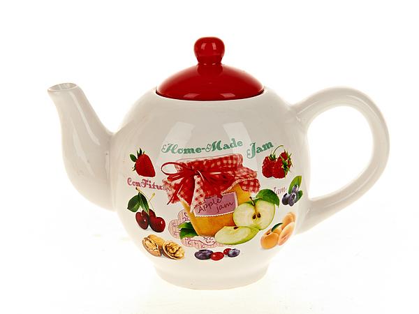 {} Polystar Заварочный чайник Джем (13х16х22 см) кружка polystar collection джем 400 мл