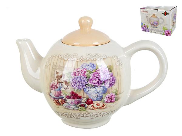 {} Polystar Заварочный чайник Sweet Home (13х16х22 см) polystar кружка романс 310 мл
