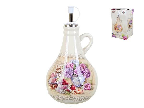 {} Polystar Бутылка для масла Sweet Home (12х12х19 см)