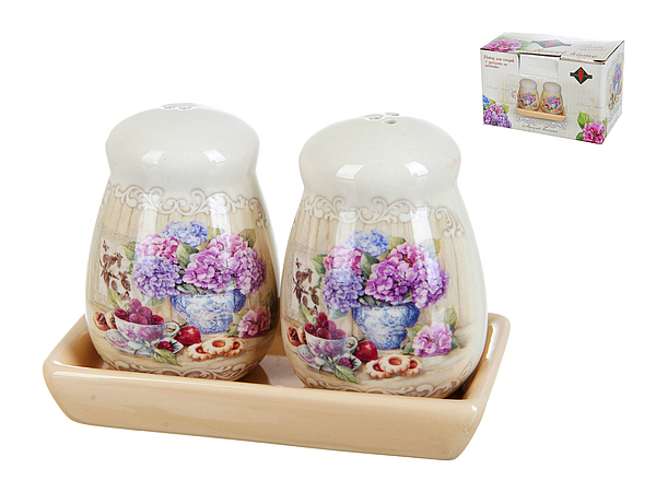 {} Polystar Набор для специй Sweet Home (7х9х12 см) набор для специй polystar прованс 6 предметов