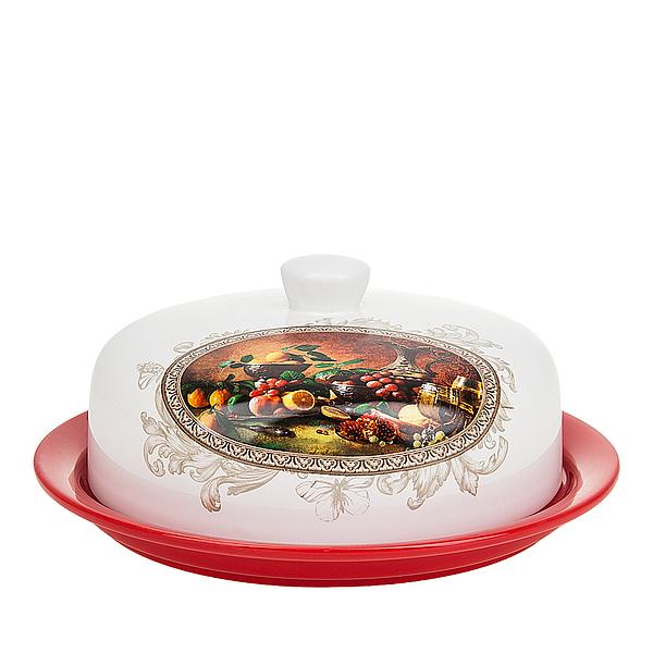 {} Polystar Блюдо для блинов Севилья (10х24 см) блюдо для блинов 24 5х28х3 см best home porcelain блюдо для блинов 24 5х28х3 см page 9