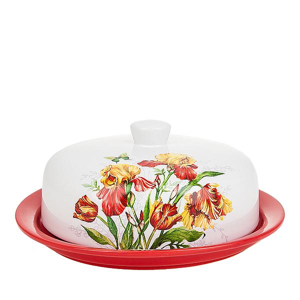 {} Polystar Блюдо для блинов Касатик (10х24 см) блюдо для блинов 24 5х28х3 см best home porcelain блюдо для блинов 24 5х28х3 см page 9