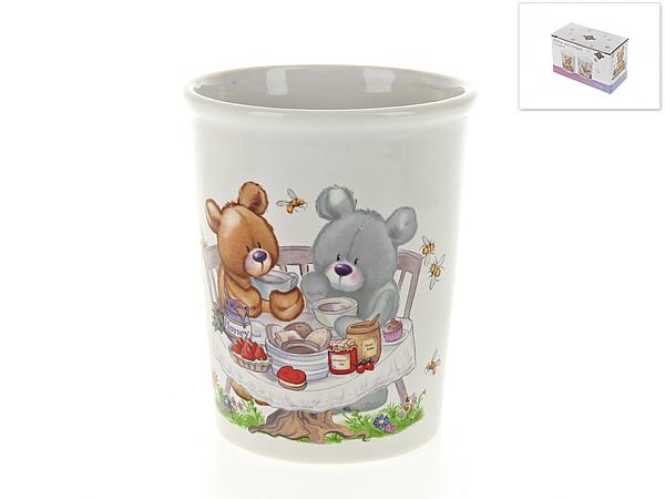 {} Polystar Ваза Berny (13х16 см) ваза для цветов berny d 13см h 15 5см подарочная упаковка