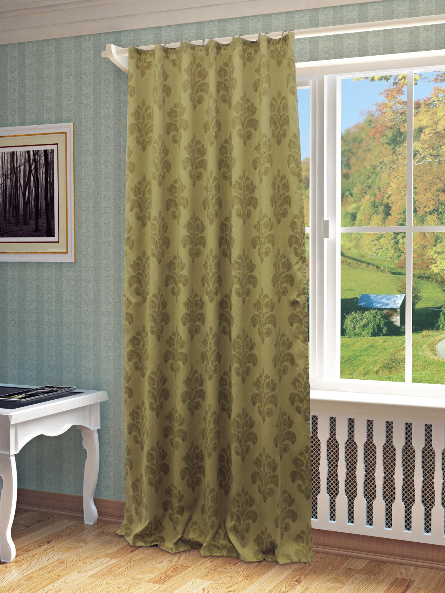 Шторы Sanpa Классические шторы Латоя Цвет: Коричневый шторы primavera классические шторы maev цвет персиковый