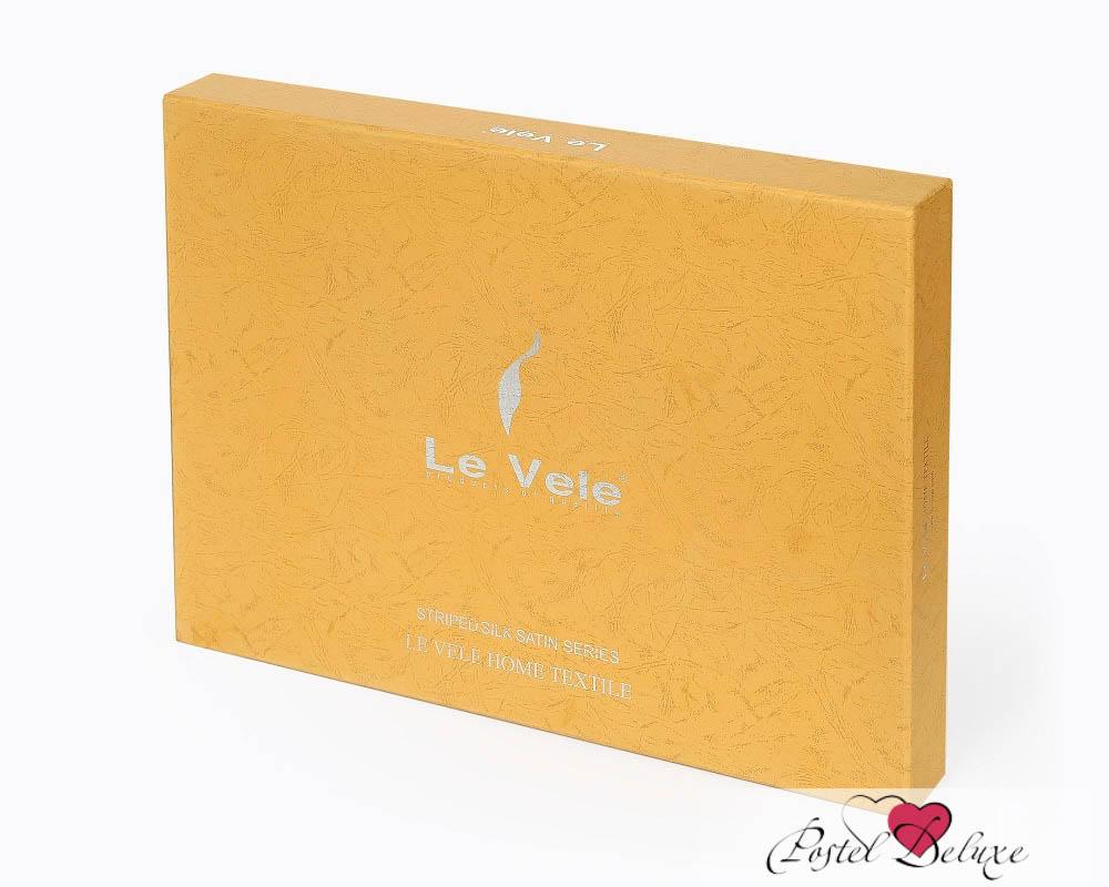 Постельное белье Le Vele Постельное белье Vereno Цвет: Золотистый (2 сп. евро) постельное белье сатин le vele silent 1 5 сп 1160287