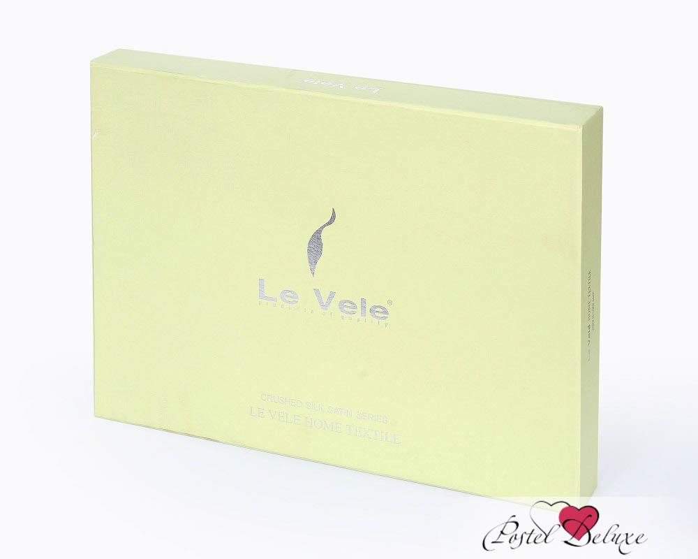 все цены на Постельное белье Le Vele Постельное белье Lili (2 сп. евро) онлайн