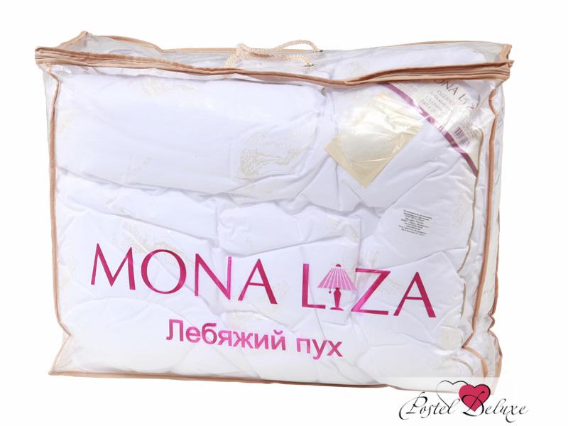 Одеяла Mona Liza Одеяло Лебяжий Пух Зимнее (195х215 см) одеяла penelope одеяло wooly 195х215 см
