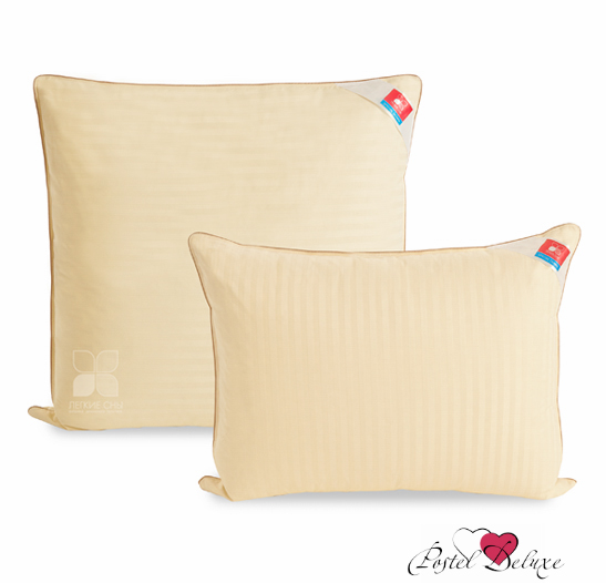 Подушки Легкие сны Подушка Мечта Упругая (50х70)